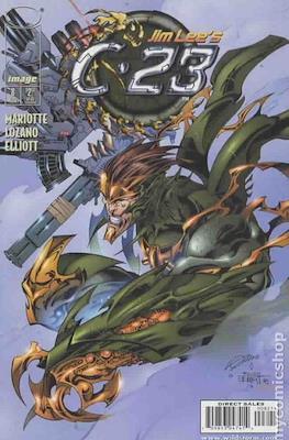 Jim Lee's C-23 (Variant Cover) #8