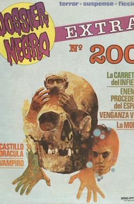 Dossier Negro (Rústica y grapa [1968 - 1988]) #200