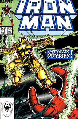 Iron Man Vol. 1 (1968-1996) (Comic book) #218
