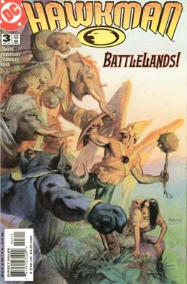 Hawkman Vol. 4 (2002-2006) (Comic book) #3