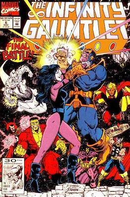The Infinity Gauntlet (Comic Book) #6