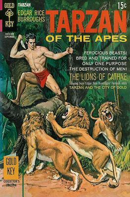 Tarzan (Comic-book) #187