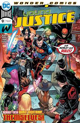 Young Justice (2019-) (Comic Book) #9