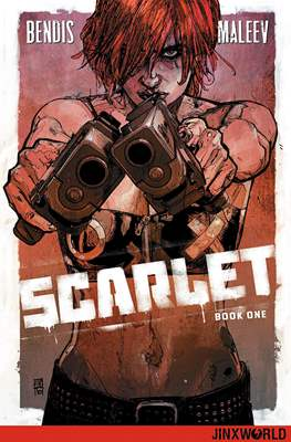 Scarlet (2018) (Softcover 176-186 pp) #1