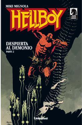 Hellboy #4