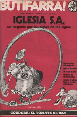 Butifarra (2ª época) (Grapa) #4