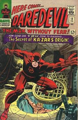 Daredevil Vol. 1 (1964-1998) (Comic Book) #13