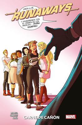 Runaways. 100% Marvel HC #5