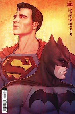 Batman / Superman (2019 -Variant Cover) #20