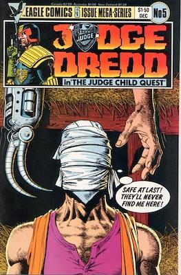 Judge Dredd in 'The Judge Child Quest' #5