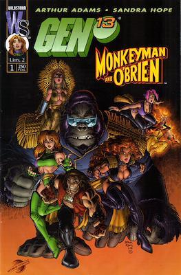Gen 13 / Monkeyman and O`Brien (Grapa 24 pags.) #1