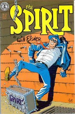 The Spirit (1983-1992) (Comic book. 32 pp) #14