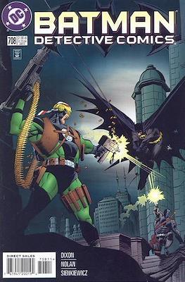 Detective Comics Vol. 1 (1937-2011; 2016-) (Comic Book) #708