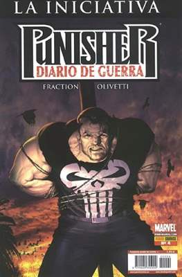 Punisher: Diario de guerra (2007-2009) (Grapa.) #4