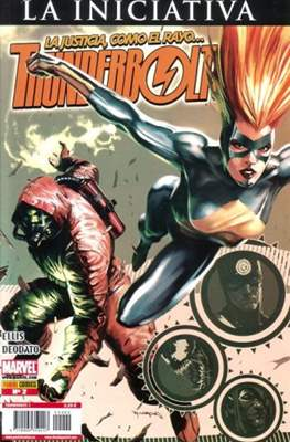 Thunderbolts (2008-2010) #2