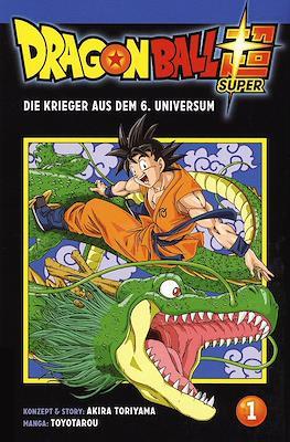 Dragon Ball Super (Taschenbuch) #1