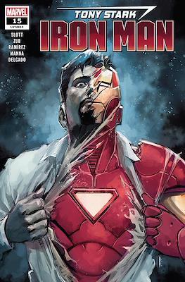 Tony Stark Iron Man (Comic Book) #15