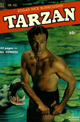 Tarzan (Comic-book) #19