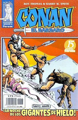 Conan el Bárbaro (1998-2001) (Grapa 24 pp) #16