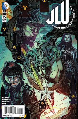 Justice League United (2014-2016) (Grapa) #15