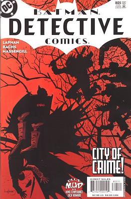 Detective Comics Vol. 1 (1937-2011; 2016-) (Comic Book) #805