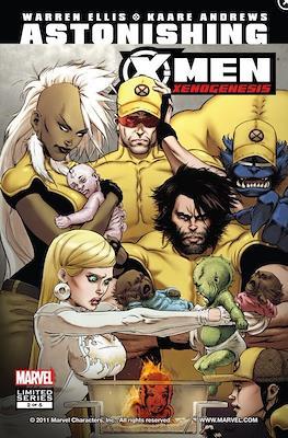 Astonishing: X-Men - Xenogenesis (Digital). 2012 #2