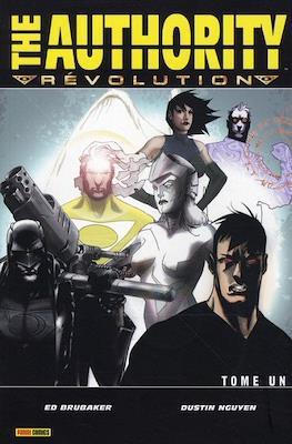 The Authority. Revolution #1