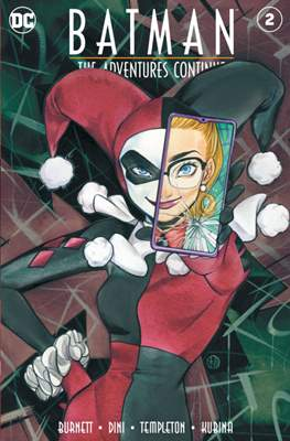 Batman: The Adventures Continue (Variant Cover) (Comic Book) #2.1