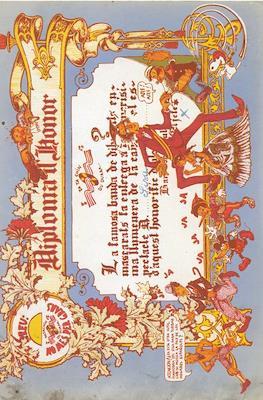 Diploma d'Honor