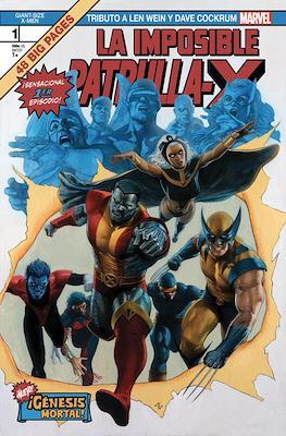 Giant Size X-Men: Tributo a Len Wein y Dave Cockrum