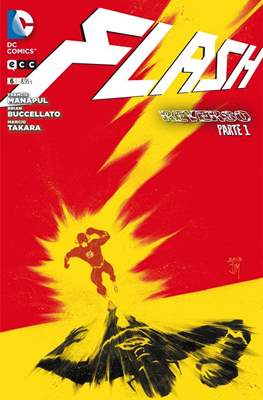 Flash. Nuevo Universo DC / Renacimiento (Rústica - Grapa) #6
