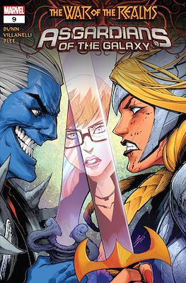 Asgardians of the Galaxy (Comic Book) #9