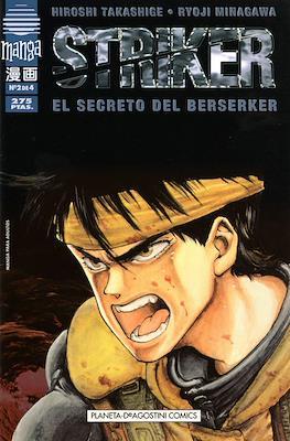 Striker: El secreto del berserker #2