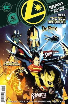 Legion Of Super-Heroes Vol. 8 (2019-) (Comic Book 32 pp) #6