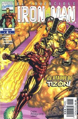 Iron Man Vol. 4 (1998-2000) (Grapa 24 pp) #4