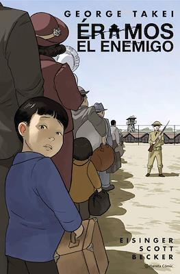 Éramos el enemigo (Cartoné 232 pp)
