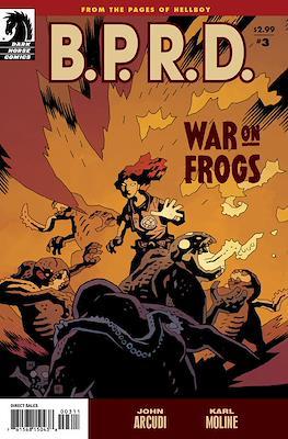 B.P.R.D. (Comic Book) #57
