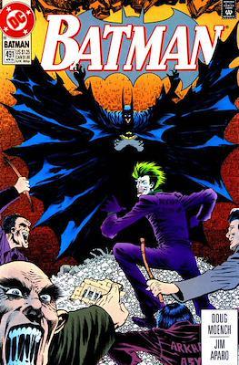 Batman Vol. 1 (1940-2011) (Comic Book) #491