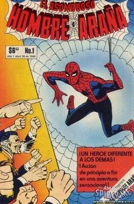 El Asombroso Hombre Araña #1