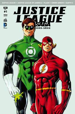 Justice League Saga Hors Série (Broché. 132 pp) #1