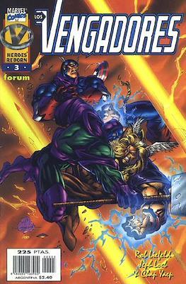 Los Vengadores: Heroes Reborn (1997-1998) (Grapa 24 pp) #3