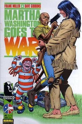 Martha Washington Goes to War (Grapa 32 pp) #4