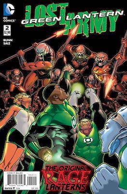 Green Lantern Lost Army (Grapa) #2