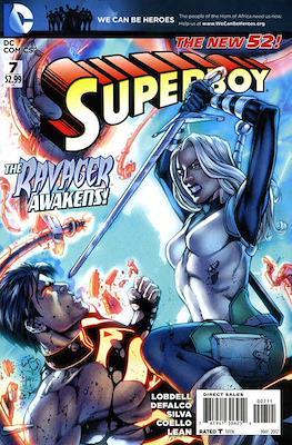 Superboy New 52 #7
