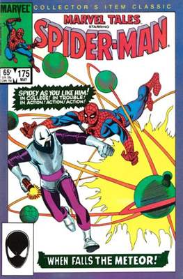 Marvel Tales (Comic Book) #175