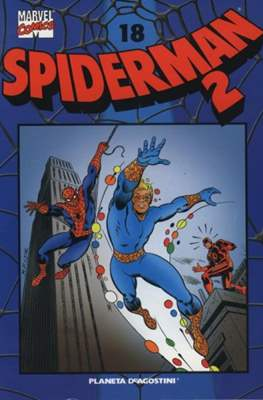 Coleccionable Spiderman Vol. 2 (2004) (Rústica, 80 pp) #18