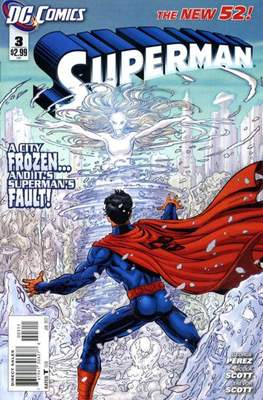 Superman Vol. 3 (2011-2016) #3