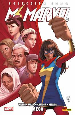 Ms. Marvel. 100% Marvel (2015-) #7