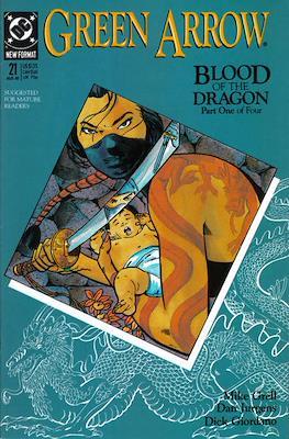Green Arrow Vol. 2 (Comic-book.) #21
