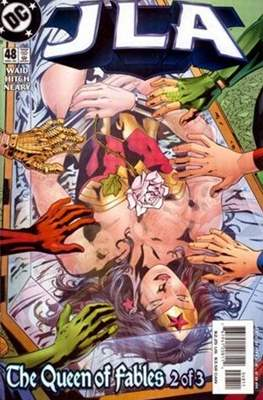 JLA Vol. 1 (1997-2006) (Comic-Book) #48